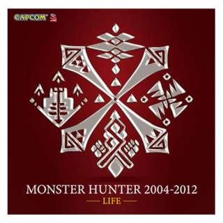 (ゲーム・ミュージック)/MONSTER HUNTER 2004-2012 【LIFE】 【CD】