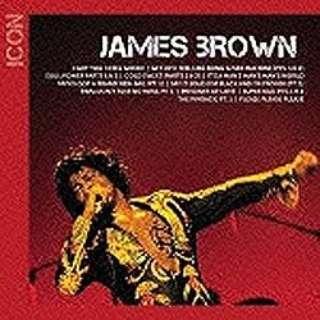 ジェームス・ブラウン/アイコン~ベスト・オブ・ジェームス・ブラウン 期間限定出荷盤 【音楽CD】