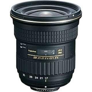 カメラレンズ AT-X 17-35 F4 PRO FX ブラック [ニコンF /ズームレンズ]