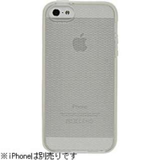 249e3eac85 iPhone 5用 バンパーケース 液晶保護フィルム付き (ホワイト) IP5-DS-