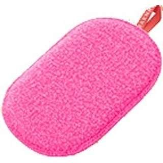 ニュースリム 食器洗いスポンジ K005P ピンク〔たわし・スポンジ〕