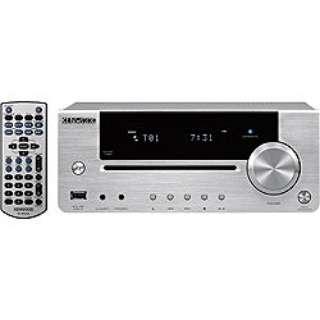 CDレシーバー(USB・CD対応)シルバー R-K731-S【生産完了品】