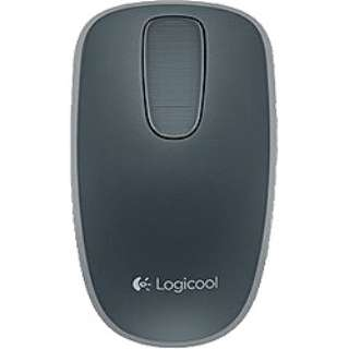 T400GY マウス Touch Mouse グレー  [光学式 /4ボタン /USB /無線(ワイヤレス)]