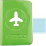 ALIFE ハッピーフライト パスポートカバー SNCF-012-6 C-ブルー