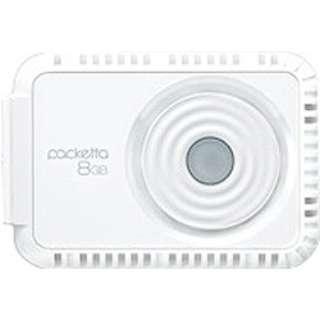 ワイヤレス共有メモリ [USB2.0・8GB] paketta・ホワイト WS10-8G