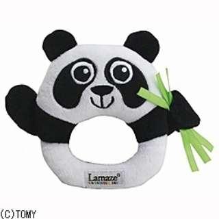 パンダのパリパリラトル