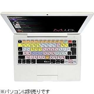 ノート用キーボードカバー (Macbook&新型Macbook Pro用) PT-M-JIS-CC