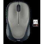 M235rSV マウス Wireless Mouse シルバー  [光学式 /3ボタン /USB /無線(ワイヤレス)]
