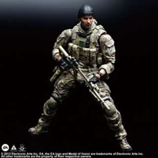 PLAY ARTS改 MEDAL OF HONOR WARFIGHTER トム プリーチャー