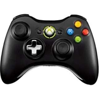 【純正】Xbox 360 ワイヤレス コントローラー SE(リキッド ブラック) プレイ & チャージ パック【Xbox360】