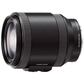 カメラレンズ E PZ 18-200mm F3.5-6.3 OSS APS-C用 ブラック SELP18200 [ソニーE /ズームレンズ]