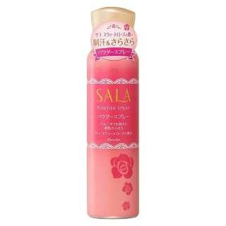 SALA(サラ)パウダースプレーS(サラ スウィートローズの香り)(90g)