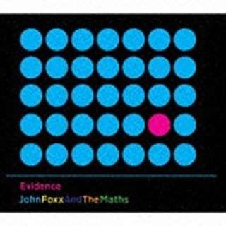 ジョン・フォックス&ザ・マーツ/エヴィデンス 【音楽CD】