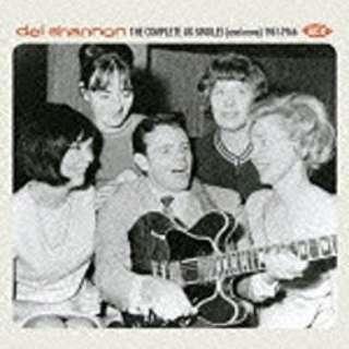 デル・シャノン/コンプリートUKシングルズ(アンド・モア)1961-1966 【音楽CD】