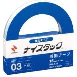 [両面テープ] ナイスタック 強力タイプ (サイズ:15mm×18m) NW-K15