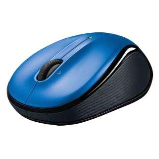M325tPB マウス Wireless Mouse ピーコックブルー  [光学式 /5ボタン /USB /無線(ワイヤレス)]