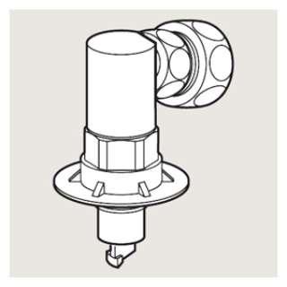 給水栓ジョイント CB-J6