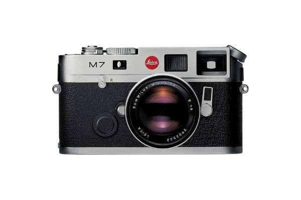 フィルムカメラのおすすめ ライカ M7