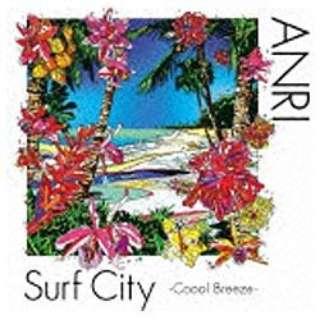 杏里/Surf City -Coool Breeze- 初回限定盤 【CD】