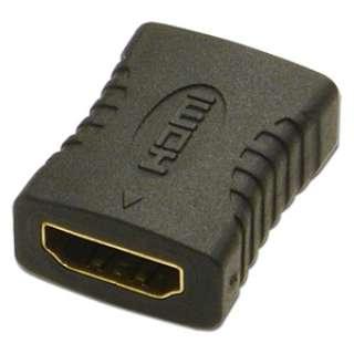 ADV-203 中継プラグ Ainex ブラック [HDMI⇔HDMI]