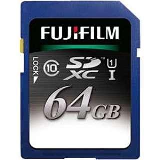 SDXCカード FSDXC064GC10U1 [64GB /Class10]