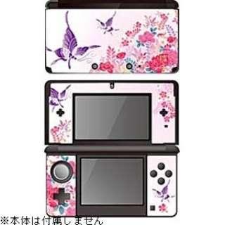 彩装飾シート 花蝶爛漫【3DS】