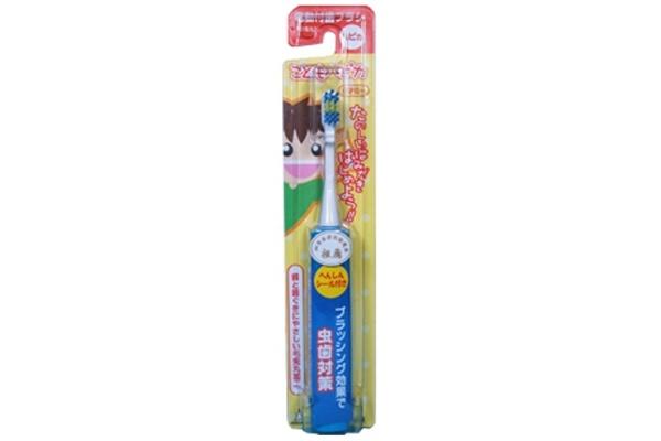 おすすめの電動歯ブラシ ミニマム 電動歯ブラシ「こどもHAPICA(こどもハピカ)」 DBK-1B-BP