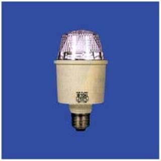 白熱電球 ポップフラッシュ[5Ws /口金E26] POP PF-12M K