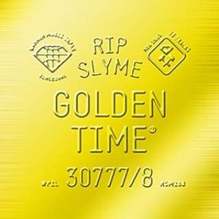 RIP SLYME/GOLDEN TIME 初回限定盤 【CD】