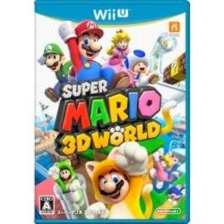 スーパーマリオ 3Dワールド【Wii Uゲームソフト】