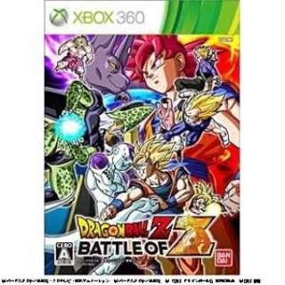 ドラゴンボールZ BATTLE OF Z【Xbox360ゲームソフト】