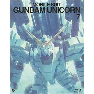 機動戦士ガンダムUC 7 初回限定版 【ブルーレイ ソフト】