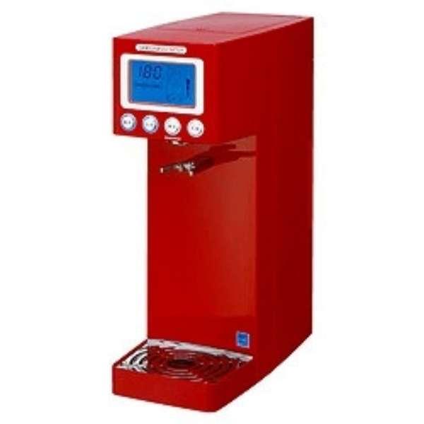 HDW0001 水素水生成器 グリーニングウォーター 赤
