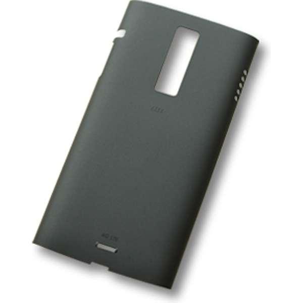 【au純正】電池フタ (ブラック) KYY21TKA [URBANO L01対応]