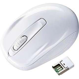 MA-WBL27W マウス ホワイト  [BlueLED /3ボタン /USB /無線(ワイヤレス)]