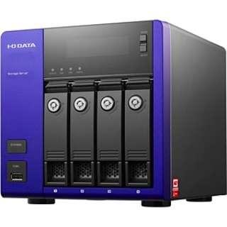 NASサーバー〔4ドライブ・16TB(4TB×4)〕 HDL-Z4WMC2シリーズ HDL-Z4WM16C2