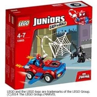 LEGO 10665 ジュニア・スパイダーマンのカーアタック