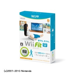 Wii Fit U フィットメーターセット