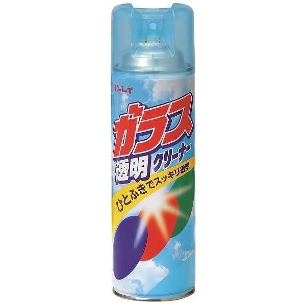 ガラスクリーナー 480ml〔住居用洗剤〕