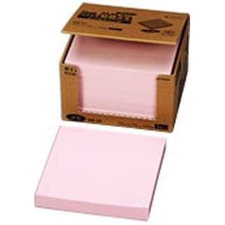 ポイントメモ[再生紙シリーズ]ビジネスパック(100枚×5冊入/ピンク) MB-2P