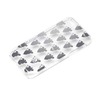 iPhone 5c用 ポリカーボネートケース クリア シルバー 「センチメンタルサーカス」 YY00201
