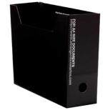 [収納用品] STORAGE ORGANIZER  ブラック(サイズ:A4) SLD2-51-02