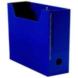 [収納用品] STORAGE ORGANIZER  ブルー(サイズ:A4) SLD2-51-09