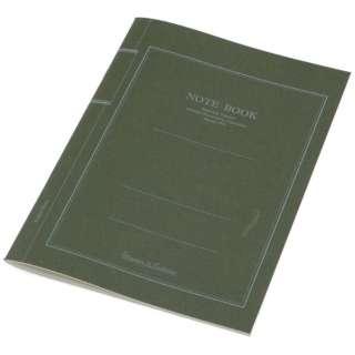 B5ノート オリーブ