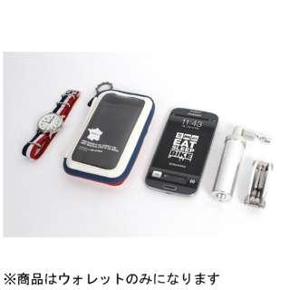スマートフォン用アクセサリー ROADWALLET ZIP(FRANCE/Mサイズ) BM_RWZ_MRF1