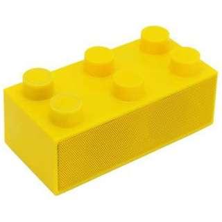 BRICKS-YL アクティブスピーカー BrickS(ブリックス) Yellow