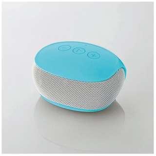 LBT-SPP20BU ブルートゥース スピーカー ブルー [Bluetooth対応]