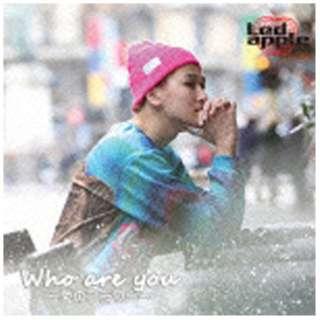 Ledapple/Who are you ~愛のフラワー~ 限定ギュミンVER.盤 【CD】