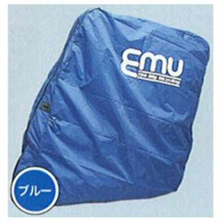 E-10輪行袋 ブルー