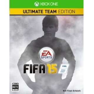 FIFA 15 ULTIMATE TEAM EDITION【Xbox Oneゲームソフト】